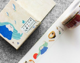Cute washi tape - japanese graphics | Cute Stationery