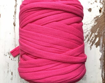 Fuchsia Fabric yarn
