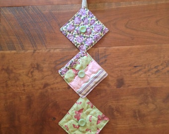Sale - Wall Hanging and Quilt Hanger