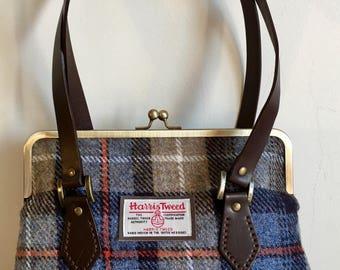 Harris Tweed Lisslock Handbag