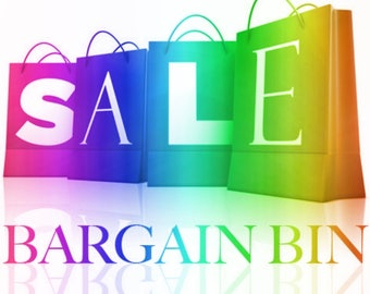 NAIL POLISH Bargain Bin CLEARANCE Sale