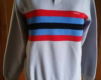 Retro eighties jumper/sweater by Pacifica size large chest 95cm