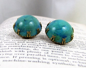 Vintage Clip-on Earrings | 1960s