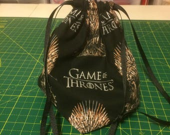 Game of Thrones Dice Bag