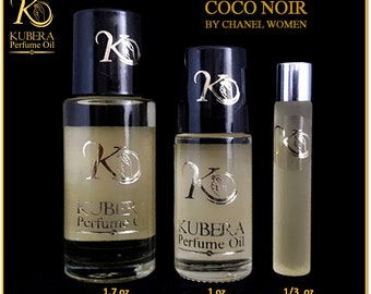 Type Coco Noir perfume in oil for women 1/3oz 1oz 1.7oz