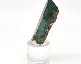 Crystal vivianite, Bolivia, 64mm