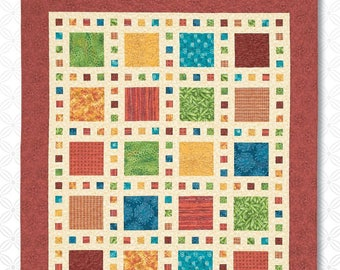 Slide Show Quilt Pattern by Atkinson Designs