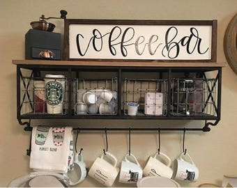 Coffee Bar Sign, Coffee Bar, Coffee Sign, Coffee, Coffee Bar Decor,