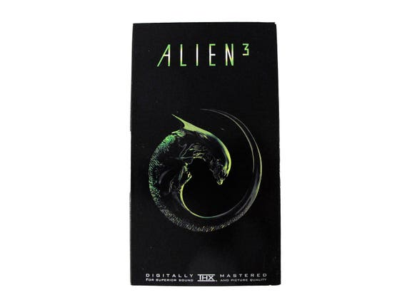 Alien 3 Digitally Mastered VHS