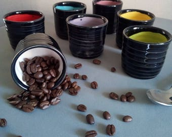 Modern Art espresso service
