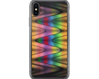 iPhone X Case, iPhone 6/6S, iPhone 7/7+ Cases ,Case iPhone 8/8+ Case Abstract Geometry Art