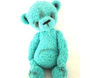 Mint bear  (free shipping)