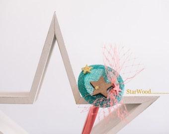 Headbands Star Wood