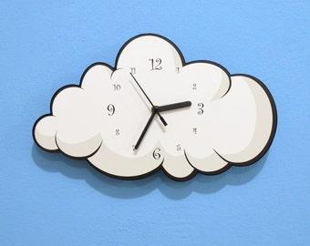 Cloud - Wall Clock