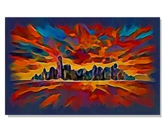 Abstract art-lags-1080-canvas art-canvas art-abstract Arts-abstract art-nature paintings-nature painting