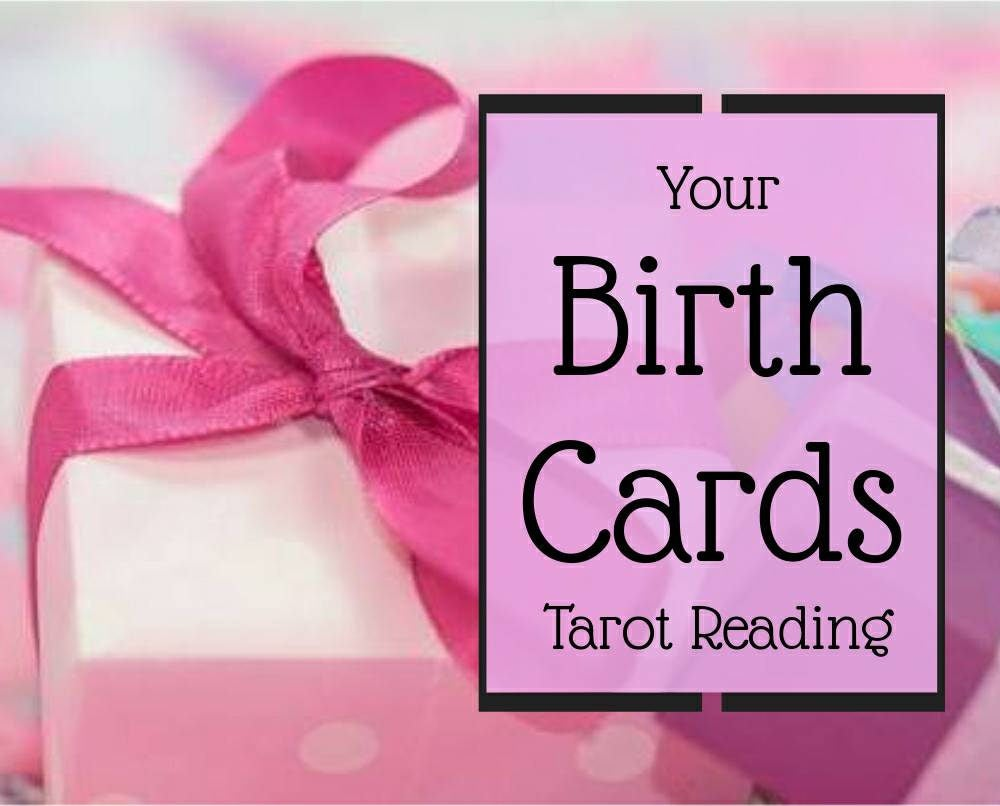 Birth Cards Tarot Reading to find your Soul\'s Purpose in