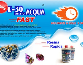 Prochime E30 FAST-Gr. 320-Fast transparent casting resin for jewellery and various hobbies