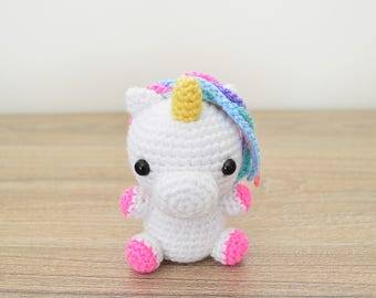 Amigurumi Unicornio Tutorial : Crochet patrones de unicornio corki de favoritos para crear