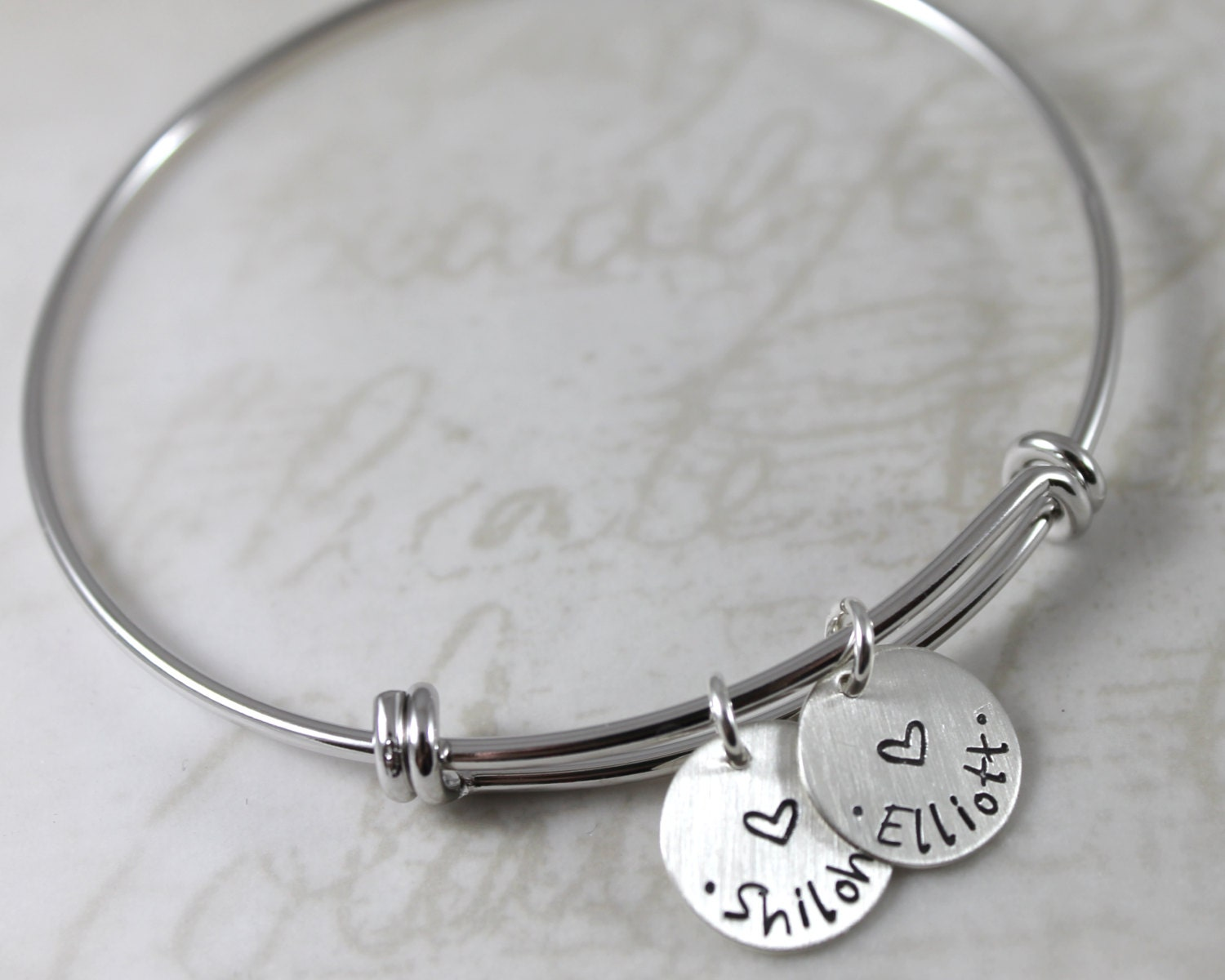 jewellery product m d personalized bracelet sterling silver children cm for