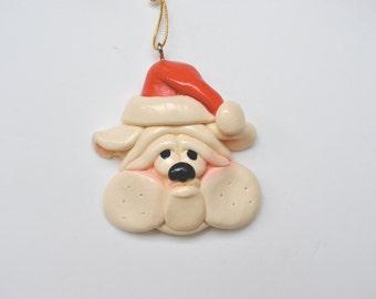 Personalized Bulldog  Christmas Ornament/ UGA Dawg / Georgia ornament