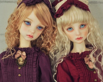 Maskcatdoll *Mew02* BJD dress for SD size
