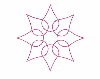 Drop by Anytime Quilt Stencill,Free Motion Embroidery Quilt Stencil,Quilt Stencils,Quilt Embroidery Designs,Embroidery quilt designs