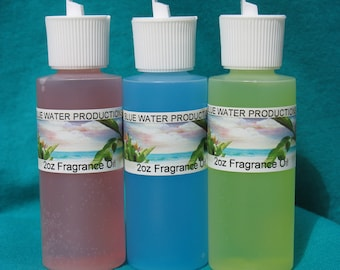 YOU PICK The SCENT  2oz Perfume Oil Body Fragrance Oil Cologne Oil