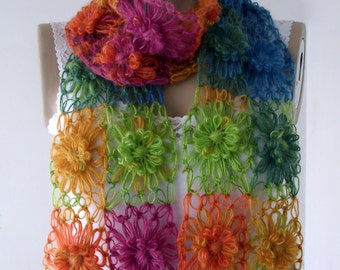 EXPRESS SHIPPING! women scarf, knit fashion, gift for christmas, gift for women, gift for her, christmas gift, sister gift /// FORMALHOUSE