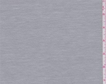 Meditation Grey T Shirt Knit, Fabric By The Yard
