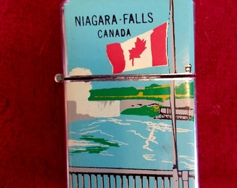 Vintage Niagra Falls lighter