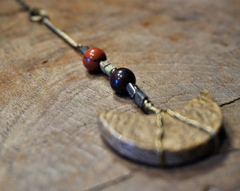BACKBONE Halskette/Necklace