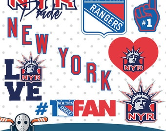 New York Rangers Hockey Team, Hockey logos, hockey game, hockey shop