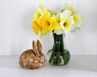 Vintage Ceramic Rabbit, Easter