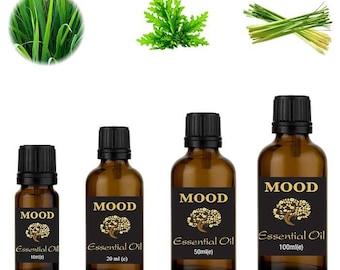 Citronella essential oil natural aromatherapy essential oils