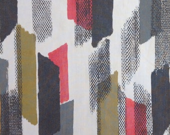 FQ Vintage Fabric 1960s Francis Price