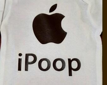 iPoop Onsie