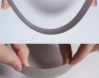 Flexible Flat Blade for Cutting Polymer Clay and other type of clay