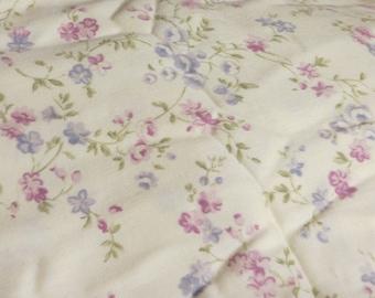 Rachel Ashwell Treasures Fabric-Lavender-Ditsy Floral-1 yard-Stratford Rose
