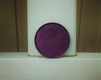 Violet Vixen ~Mineral Eyeshadow. Natural Pressed or Loose. Mica Eye Shadow