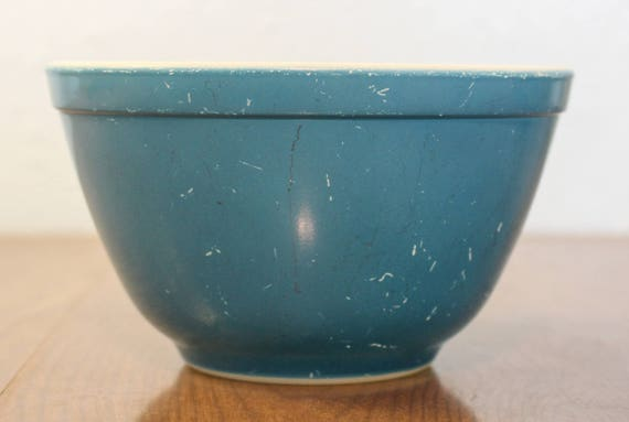 Pyrex Blue Primary Colors / 401 Nesting Mixing Bowl Pyrex Blue 401 ...