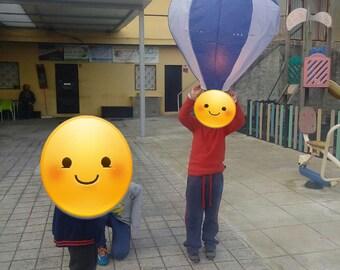 Wish Lantern hot air balloon