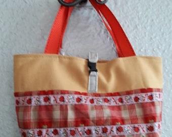 Ladybug baby bag