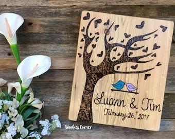 Custom Wedding gift, Custom wedding sign, Wood sign, Wedding date sign, Personalized wedding gift, Custom wedding present, Rustic wall decor