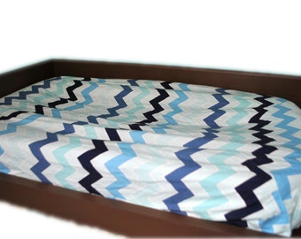 Custom Crib Bedding Made to Order Changing Pad Cover for Nursery Bedding