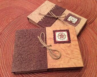 paper supplies ... beautiful ARTISAN JOURNAL  Madhubani Collection handmade paper with pen ...