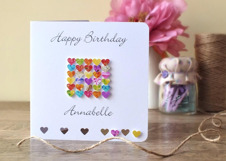 Birthday Cards Handmade ~ Happy birthday card handmade happy birthday images