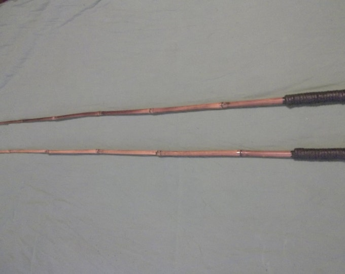 Calcutta Bamboo Canes with wrapped Handles!