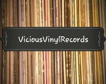 Instant Record Collection! 50 Random Records with sleeves