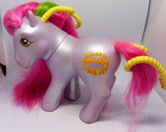 Vintage My Little Pony - Bangles (Hair-Do Ponies) - good condition