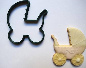 Stroller Cookie Cutter